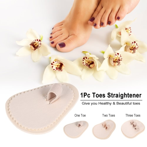 Toes Straightener Toe Corrector Hammer Crooked Overlapping Toe Splint Corrector Separator Toe Cushion Toe Correction ToolHealth &amp; Beauty<br>Toes Straightener Toe Corrector Hammer Crooked Overlapping Toe Splint Corrector Separator Toe Cushion Toe Correction Tool<br>
