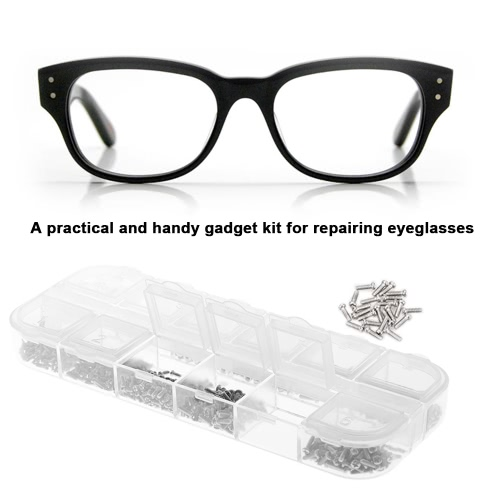 1000Pcs Eyeglass Sunglass Spectacles Tiny Screws Nose Pads Nut Washer Assortment Eyeglasses AccessoriesHealth &amp; Beauty<br>1000Pcs Eyeglass Sunglass Spectacles Tiny Screws Nose Pads Nut Washer Assortment Eyeglasses Accessories<br>