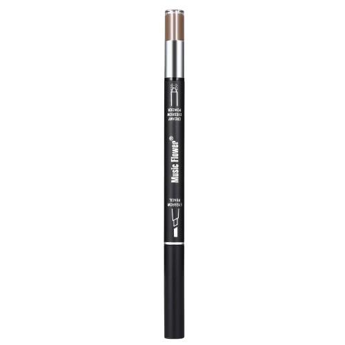 2 in 1 Double-end Eyebrow Pencil &amp; Eyebrow Powder Waterproof Long-lasting Eyebrow Enhancer PenHealth &amp; Beauty<br>2 in 1 Double-end Eyebrow Pencil &amp; Eyebrow Powder Waterproof Long-lasting Eyebrow Enhancer Pen<br>