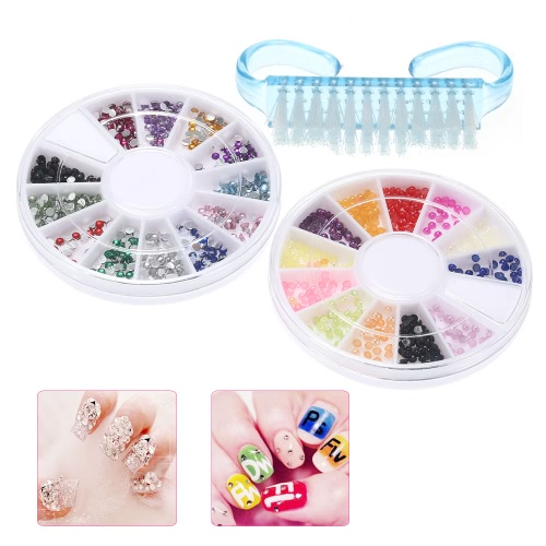 Professional Nail Art Manicure Kits Decoration UV Gel Tool Brush Remover Nail Tips Glue Acrylic Kits DIY SetHealth &amp; Beauty<br>Professional Nail Art Manicure Kits Decoration UV Gel Tool Brush Remover Nail Tips Glue Acrylic Kits DIY Set<br>