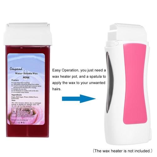 Depilatory Wax Epilator Depilatory Waxing Cream Facial Body Hair Removal Wax Roll On Hot Depilatory Wax 5 TasteHealth &amp; Beauty<br>Depilatory Wax Epilator Depilatory Waxing Cream Facial Body Hair Removal Wax Roll On Hot Depilatory Wax 5 Taste<br>
