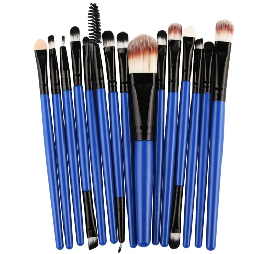 15PCS Professional Eye Shadow Eyebrow Lip Makeup Brush Tools Wool Design Pinceau Maquillage ProfessionnelHealth &amp; Beauty<br>15PCS Professional Eye Shadow Eyebrow Lip Makeup Brush Tools Wool Design Pinceau Maquillage Professionnel<br>