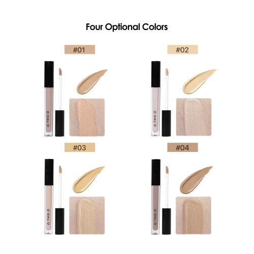 O.TWO.O Liquid Eraser Concealer Facial Camouflage Cream Dark Eye Circle Hide Cream Makeup Concealer Make Up ToolHealth &amp; Beauty<br>O.TWO.O Liquid Eraser Concealer Facial Camouflage Cream Dark Eye Circle Hide Cream Makeup Concealer Make Up Tool<br>