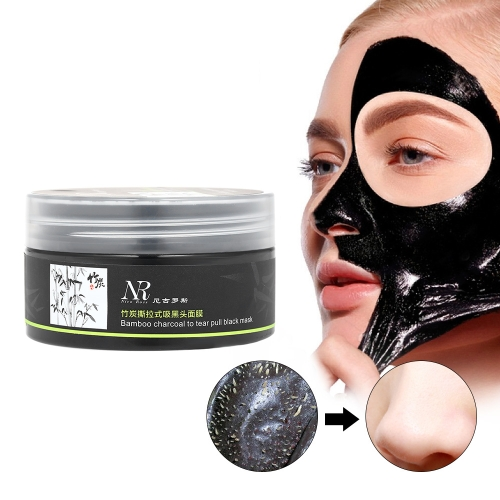 Nicoross 1 Bottle/pack Blackheads Remover Masks Black Bamboo Charcoal Suction Deep Cleansing Peel-offHealth &amp; Beauty<br>Nicoross 1 Bottle/pack Blackheads Remover Masks Black Bamboo Charcoal Suction Deep Cleansing Peel-off<br>