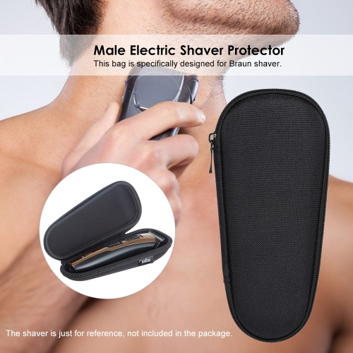 Electric Shaver Protector for Braun Shaver EVA Rechargeable Razor Holder Case Men Portable Shaver Travel BagHealth &amp; Beauty<br>Electric Shaver Protector for Braun Shaver EVA Rechargeable Razor Holder Case Men Portable Shaver Travel Bag<br>