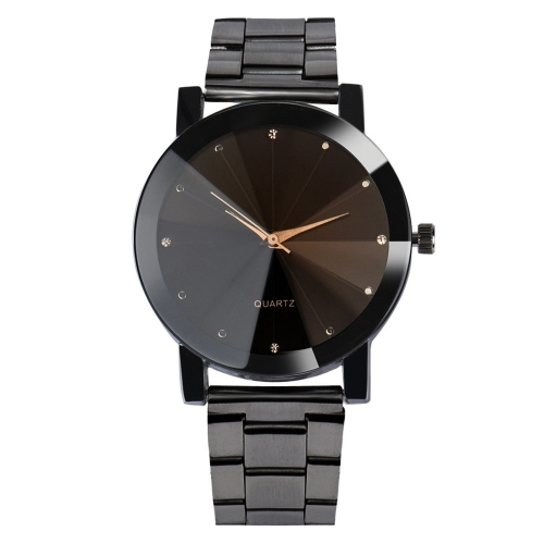 Colck Style Watch Stainless Steel + PU Leather Strap Man Quartz Analog Black Clock Style Fashoin PU Leather Strap WatchApparel &amp; Jewelry<br>Colck Style Watch Stainless Steel + PU Leather Strap Man Quartz Analog Black Clock Style Fashoin PU Leather Strap Watch<br>