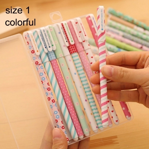New Fashion Color Pen Gel Pens Kawaii Pen Boligrafos Canetas Escolar Cute Korean Stationery Gifts1-colorful ink 6pcsComputer &amp; Stationery<br>New Fashion Color Pen Gel Pens Kawaii Pen Boligrafos Canetas Escolar Cute Korean Stationery Gifts1-colorful ink 6pcs<br>