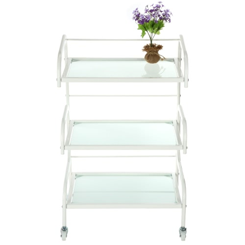 Hair Drawers Glass Salon Trolley Rolling Cart Salon Storage Hair Colouring Cart Hair Trolley for Barber HairdressingHealth &amp; Beauty<br>Hair Drawers Glass Salon Trolley Rolling Cart Salon Storage Hair Colouring Cart Hair Trolley for Barber Hairdressing<br>