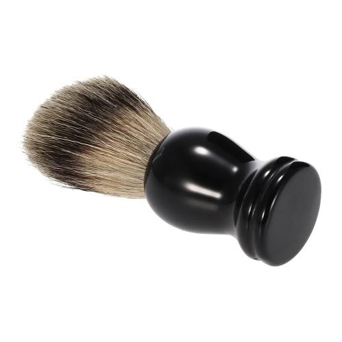 Professional Pure Badger Hair Shaving Brush Resin Handle Barber Salon Men Facial Beard Cleaning Appliance Shave Tool Shaving RazorHealth &amp; Beauty<br>Professional Pure Badger Hair Shaving Brush Resin Handle Barber Salon Men Facial Beard Cleaning Appliance Shave Tool Shaving Razor<br>