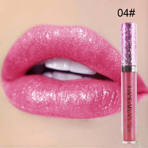 BlingBling Lipstick Waterproof Moisturizing Glitter Pigment Nude Metallic Long Lasting Lip Gloss Smooth Raspberry Fashionable ViviHealth &amp; Beauty<br>BlingBling Lipstick Waterproof Moisturizing Glitter Pigment Nude Metallic Long Lasting Lip Gloss Smooth Raspberry Fashionable Vivi<br>