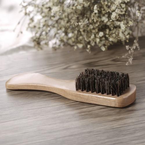 Mens Beard Brush Boar Bristle Mustache Shaving Comb Brush Facial Hair Brush Beech Long HandleHealth &amp; Beauty<br>Mens Beard Brush Boar Bristle Mustache Shaving Comb Brush Facial Hair Brush Beech Long Handle<br>