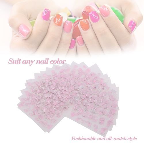 3D Design Nail Art Sticker Flowers 24 Sheets Tip Decal Manicure Stamping DIY Decoration ToolHealth &amp; Beauty<br>3D Design Nail Art Sticker Flowers 24 Sheets Tip Decal Manicure Stamping DIY Decoration Tool<br>