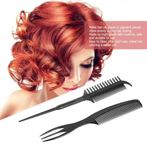 Salon Hair Dyeing Brush Set Hair Coloring Tint Comb Hairdressing Brush Kit for Hair Oil Mask PigmentHealth &amp; Beauty<br>Salon Hair Dyeing Brush Set Hair Coloring Tint Comb Hairdressing Brush Kit for Hair Oil Mask Pigment<br>