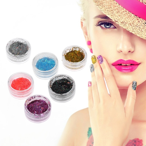 6pcs Long Bar Glitter Shimmer Nail  Sticker Onion Jewelry Shinny Manicure Nail Art DecorationsHealth &amp; Beauty<br>6pcs Long Bar Glitter Shimmer Nail  Sticker Onion Jewelry Shinny Manicure Nail Art Decorations<br>