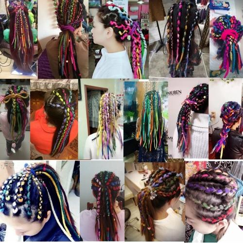 Crochet Braiding Hair Jumbo Braids Fashion Women Grey Synthetic Ombre Gradient ColorHealth &amp; Beauty<br>Crochet Braiding Hair Jumbo Braids Fashion Women Grey Synthetic Ombre Gradient Color<br>