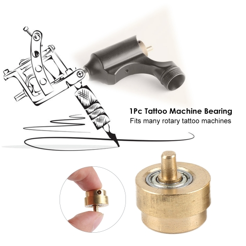 1Pc Tattoo Machine Bearings Practical Rotary Gun Liner Brass Cam Wheel Cam Bronze Replacement Bearings Parts Accessories Supply TaHealth &amp; Beauty<br>1Pc Tattoo Machine Bearings Practical Rotary Gun Liner Brass Cam Wheel Cam Bronze Replacement Bearings Parts Accessories Supply Ta<br>