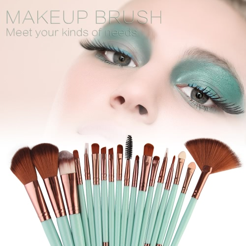 18Pcs Makeup Brush Cosmetic Tools Toiletry Kit Wool Primer ProfessionalHealth &amp; Beauty<br>18Pcs Makeup Brush Cosmetic Tools Toiletry Kit Wool Primer Professional<br>