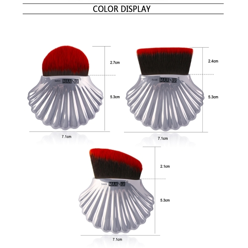 Hot Fashion New Shell Design Cosmetic Soft Brush Several ColorsHealth &amp; Beauty<br>Hot Fashion New Shell Design Cosmetic Soft Brush Several Colors<br>