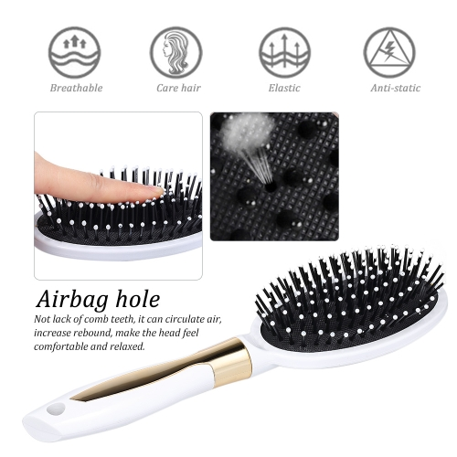 1pc Hair Brush Scalp Massage Comb Air Bag Hairbrush Anti-static HairdressingHealth &amp; Beauty<br>1pc Hair Brush Scalp Massage Comb Air Bag Hairbrush Anti-static Hairdressing<br>