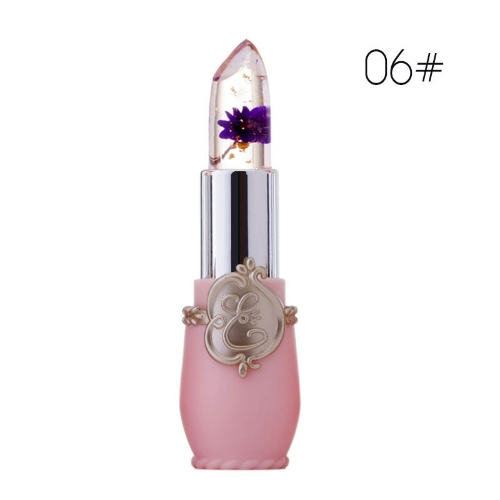Beauty Bright Flower Crystal Jelly Lipstick Magic Temperature Change Color Lip Balm Makeup 1Health &amp; Beauty<br>Beauty Bright Flower Crystal Jelly Lipstick Magic Temperature Change Color Lip Balm Makeup 1<br>