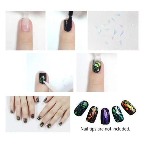 30 Color Nail Sticker Nail Art Transfer Foils Sticker DIY Nail Decoration Nail Tip Sticker Manicure Decoration ToolHealth &amp; Beauty<br>30 Color Nail Sticker Nail Art Transfer Foils Sticker DIY Nail Decoration Nail Tip Sticker Manicure Decoration Tool<br>