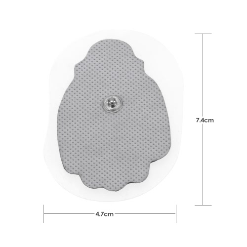 5 Pair Electrode Pads Tens Massage Pad for Digital Therapy Machine Muscle Relax Electronic Pad Physiotherapy ToolHealth &amp; Beauty<br>5 Pair Electrode Pads Tens Massage Pad for Digital Therapy Machine Muscle Relax Electronic Pad Physiotherapy Tool<br>