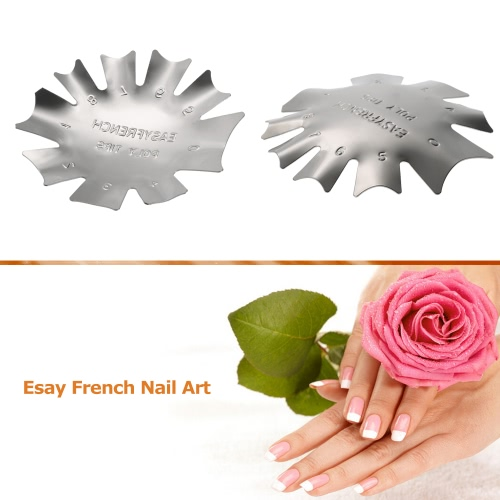 Nail Art Easy French Smile Line Manicure Edge Trimmer Nail Cutter Clipper Styling Tools Nail Acrylic ToolsHealth &amp; Beauty<br>Nail Art Easy French Smile Line Manicure Edge Trimmer Nail Cutter Clipper Styling Tools Nail Acrylic Tools<br>