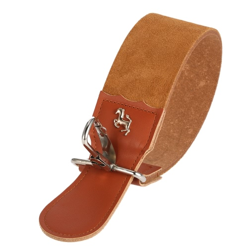 Mens Shaving Leather Strap Cowhide Throat Razor Strop Straight Cut Sharpening Strop Belt for Barber Male Shaving ToolHealth &amp; Beauty<br>Mens Shaving Leather Strap Cowhide Throat Razor Strop Straight Cut Sharpening Strop Belt for Barber Male Shaving Tool<br>