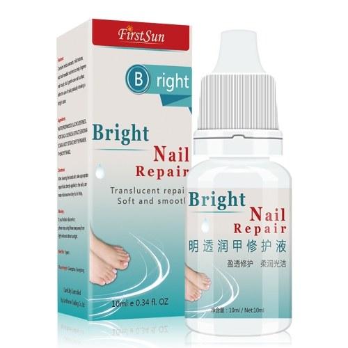 Firstsun Bright Nail Repair Hydratant Nail Polish