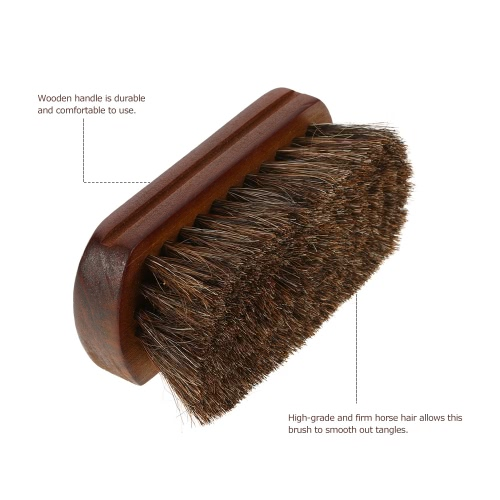 Mens Beard Brush Natural Horse Hair Mustache Shaving Brush Facial Hair Brush Wooden HandleHealth &amp; Beauty<br>Mens Beard Brush Natural Horse Hair Mustache Shaving Brush Facial Hair Brush Wooden Handle<br>