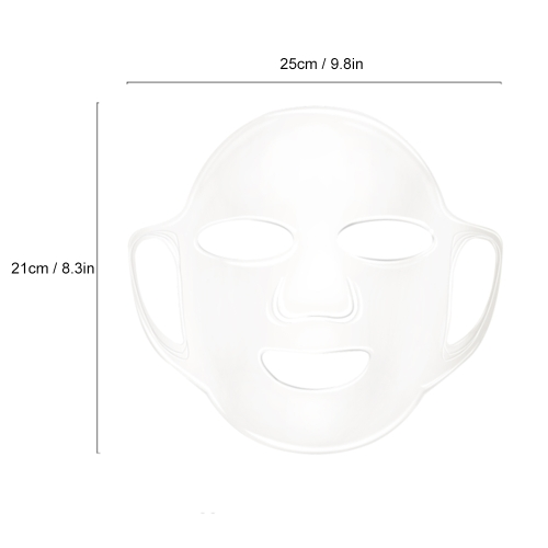 1Pc Reusable Silicone Mask Cover Silicone Moisturizing Facial Mask Multifuntional Mask for Sheet Mask Prevent Evaporation With AntHealth &amp; Beauty<br>1Pc Reusable Silicone Mask Cover Silicone Moisturizing Facial Mask Multifuntional Mask for Sheet Mask Prevent Evaporation With Ant<br>