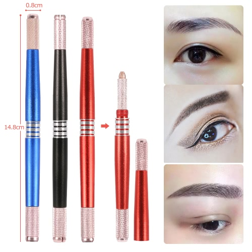 Multifunctional Manual Eyebrow Tattoo Pen Permanent Tattooing Pen Makeup Cross Shape 3 Effect Embroidery Eyebrow Microblading PenHealth &amp; Beauty<br>Multifunctional Manual Eyebrow Tattoo Pen Permanent Tattooing Pen Makeup Cross Shape 3 Effect Embroidery Eyebrow Microblading Pen<br>