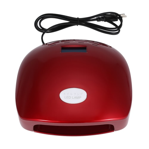 LED UV Lamp Professional Manicure 36W Nail Dryer Gel Curing LED Light Timer 10s 30s 60s Activate Hand Skin Nail Machine 4 Colors EHealth &amp; Beauty<br>LED UV Lamp Professional Manicure 36W Nail Dryer Gel Curing LED Light Timer 10s 30s 60s Activate Hand Skin Nail Machine 4 Colors E<br>