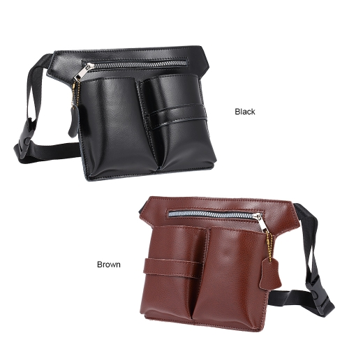 PU Leather Hair Scissor Holster Hairdressing Pouch Haircutting Tools Holder Bag for Hair Stylist Waist Shoulder BeltHealth &amp; Beauty<br>PU Leather Hair Scissor Holster Hairdressing Pouch Haircutting Tools Holder Bag for Hair Stylist Waist Shoulder Belt<br>