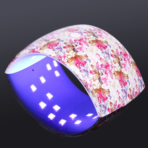 36W LED Nail Lamp UV Nail Dryer Nail Polish Lamp for Fingernail &amp; Toenail Gel Curing White Light Nail Art Painting Nail Tool OptioHealth &amp; Beauty<br>36W LED Nail Lamp UV Nail Dryer Nail Polish Lamp for Fingernail &amp; Toenail Gel Curing White Light Nail Art Painting Nail Tool Optio<br>