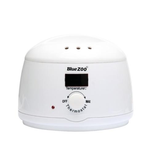 Máquina de cera de tela eletrônica de temperatura visível Mini Máquina de cera de potenciômetro de cera 500CC Máquina de dissolução de cera