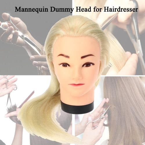 23 Cosmetology Mannequin Training Head Hairdresser Styling Practice Head Model with ClampHealth &amp; Beauty<br>23 Cosmetology Mannequin Training Head Hairdresser Styling Practice Head Model with Clamp<br>