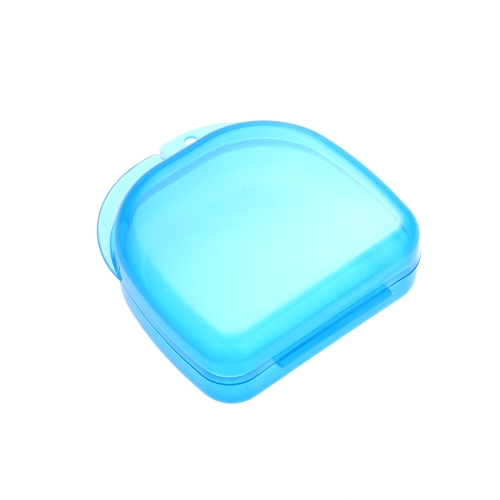 1Pc Dental Orthodontic Retainer Plastic Tray Box Teeth Container  Dental Box False Tooth Box Denture Box BlueHealth &amp; Beauty<br>1Pc Dental Orthodontic Retainer Plastic Tray Box Teeth Container  Dental Box False Tooth Box Denture Box Blue<br>