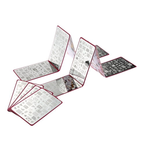 Nail Art Printer Plate Stamping Image Printer Steel Plate Fingernail Patterns Lovely Animals Brands Drawings Decorative All-roundHealth &amp; Beauty<br>Nail Art Printer Plate Stamping Image Printer Steel Plate Fingernail Patterns Lovely Animals Brands Drawings Decorative All-round<br>