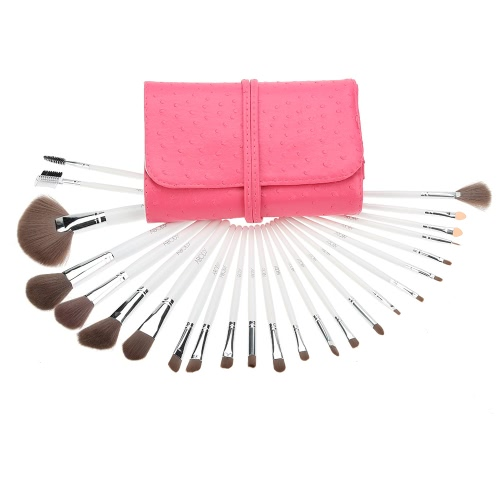 Abody 24Pcs Makeup Brushes Kit Professional Cosmetic Makeup Set Brushes Set Wood Handle Superfine Fibre Brush+ Pouch Bag CaseHealth &amp; Beauty<br>Abody 24Pcs Makeup Brushes Kit Professional Cosmetic Makeup Set Brushes Set Wood Handle Superfine Fibre Brush+ Pouch Bag Case<br>