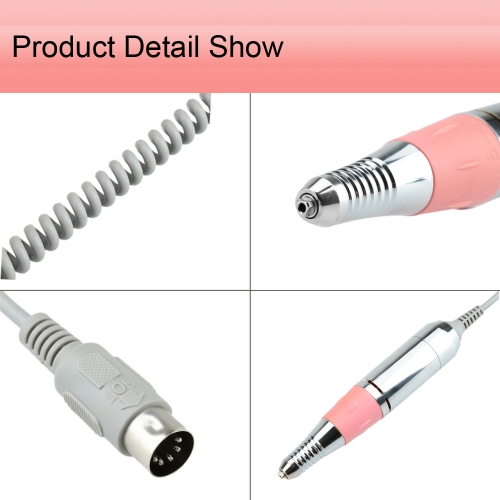 Mini Electric Nail Drill Machine Manicure Pedicure Nail Art Tool 12V 30000RPMHealth &amp; Beauty<br>Mini Electric Nail Drill Machine Manicure Pedicure Nail Art Tool 12V 30000RPM<br>
