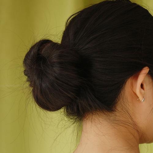 Donut With Sticky Plate Hair Ball Head Hair Shorter Salon ToolHealth &amp; Beauty<br>Donut With Sticky Plate Hair Ball Head Hair Shorter Salon Tool<br>