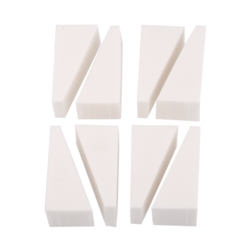 8pcs Woman Salon Nail Sponges for Acrylic Makeup Manicure Nail Art AccessoryHealth &amp; Beauty<br>8pcs Woman Salon Nail Sponges for Acrylic Makeup Manicure Nail Art Accessory<br>