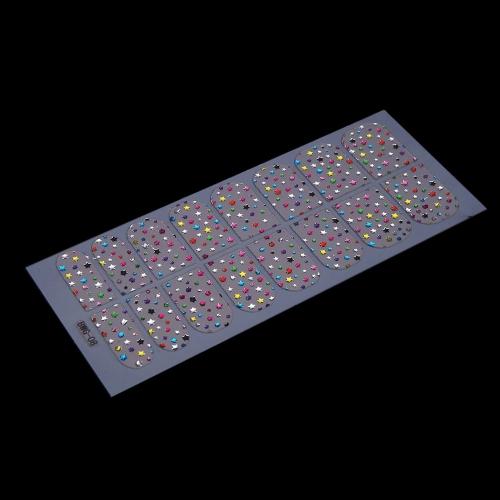 16pcs/pack Nail Art Stickers Decal Transparent Girl DIY 3D Design Rhinestone Eco-friendlyHealth &amp; Beauty<br>16pcs/pack Nail Art Stickers Decal Transparent Girl DIY 3D Design Rhinestone Eco-friendly<br>