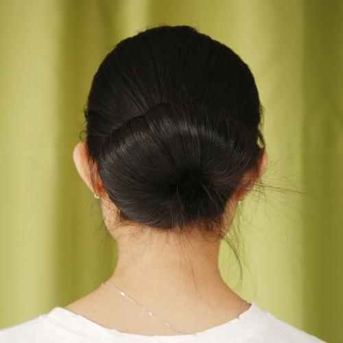 2Pcs Black Bun Maker Hair Styling Rolling Tool Velcro Fixing Strap Hair BandHealth &amp; Beauty<br>2Pcs Black Bun Maker Hair Styling Rolling Tool Velcro Fixing Strap Hair Band<br>