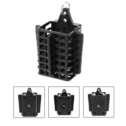 Cage Feeder Holder Carp Fishing Accessory Fishing Bait Cage Fish Lure Cage Fishing Trap BasketSports &amp; Outdoor<br>Cage Feeder Holder Carp Fishing Accessory Fishing Bait Cage Fish Lure Cage Fishing Trap Basket<br>