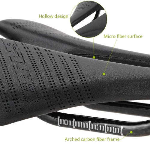 Carbon Fiber MTB Cycling Cushion SaddleSports &amp; Outdoor<br>Carbon Fiber MTB Cycling Cushion Saddle<br>