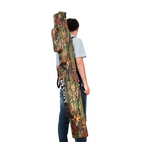 Lixada Fishing Bag Double Layer Large Capacity Fishing Rod Tackle Bag 120/150cmSports &amp; Outdoor<br>Lixada Fishing Bag Double Layer Large Capacity Fishing Rod Tackle Bag 120/150cm<br>