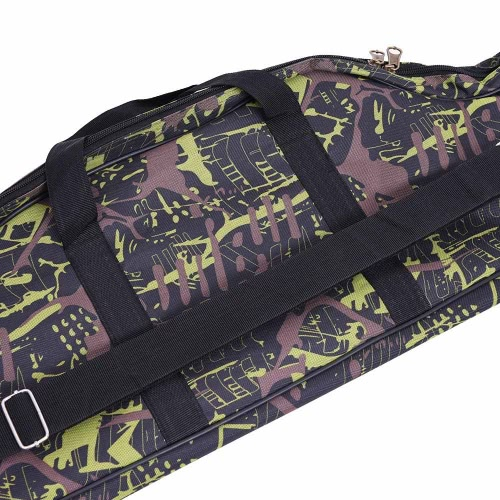Lixada Fishing Bag Fishing Rod Carrier Oxford Fishing Pole Tools Storage Bag Case Fishing Gear Organizer 130/150cmSports &amp; Outdoor<br>Lixada Fishing Bag Fishing Rod Carrier Oxford Fishing Pole Tools Storage Bag Case Fishing Gear Organizer 130/150cm<br>