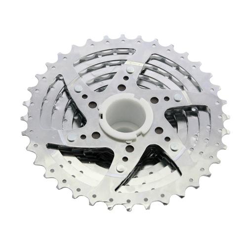 11-36T 10 Speed Cassette Steel Freewheel Gear MTB Mountain Bike Bicycle Freewheel FlywheelSports &amp; Outdoor<br>11-36T 10 Speed Cassette Steel Freewheel Gear MTB Mountain Bike Bicycle Freewheel Flywheel<br>